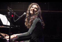 Award-winning Canadian singer-songwriter and pianist Laila Biali brings her pop-infused jazz to The Barn at Westben in Campbellford, with two performances on the evenings of September 17 and 18, 2021. She will be accompanied by her husband Ben Wittman on drums and George Koller on bass. (Photo: Edith Maybin)
