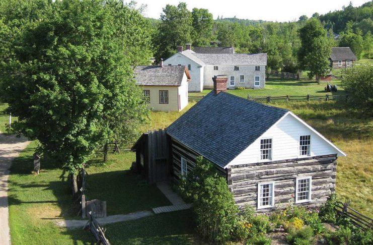 Lang Pioneer Village Museum is located at 104 Lang Road in Keene. (Photo: Lang Pioneer Village Museum website)
