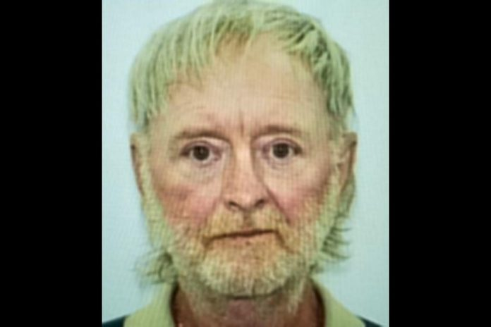 63-year-old Lorne Leahy. (Police-supplied photo)