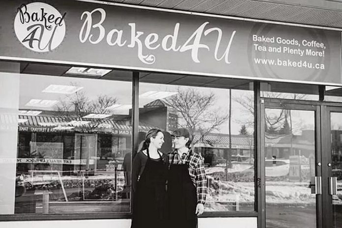 Owners Brian and Janet Healey have sold Baked 4U bakery to Sandi Wiggins. (Photo: Baked 4U )