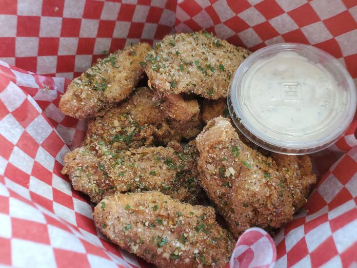 Boss Wings is a new ghost kitchen in Peterborough offering wings by delivery made by a mystery chef. (Photo: Boss Wings)