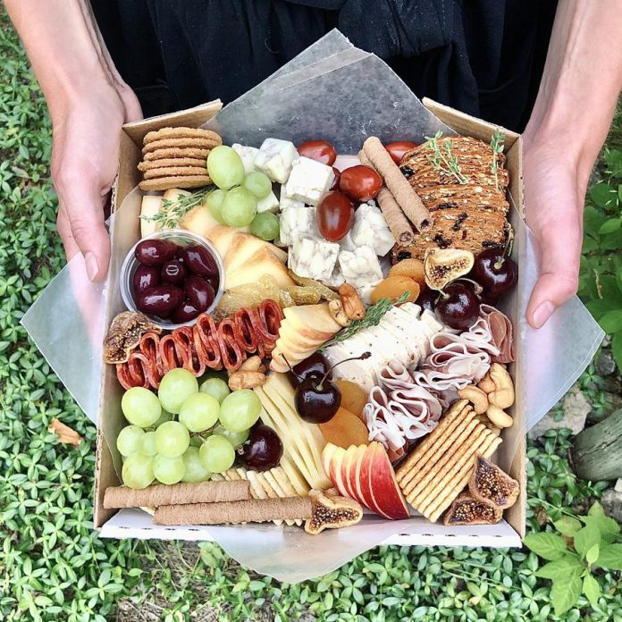 Owned by Joelle Lambert, Bobcaygeon's Cheese Please Catering offers picnic boxes of delicious cheese on the go. (Photo: Cheese Please Catering)