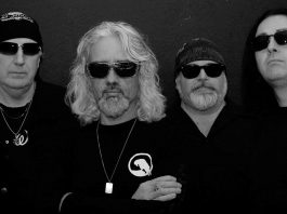 Peterborough power rockers Big Motor Gasoline are hosting a belated CD release party at the Historic Red Dog in downtown Peterborough on September 18, 2021. (Photo via Big Motor Gasoline website)