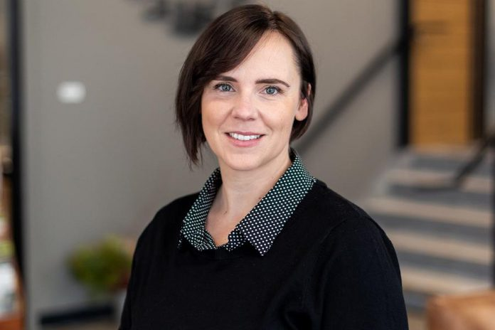 Hillary Manion, the Entrepreneurship Officer at the Peterborough & the Kawarthas Business Advisory Centre who leads the Starter Company Plus program. (Photo: Peterborough & the Kawarthas Economic Development)