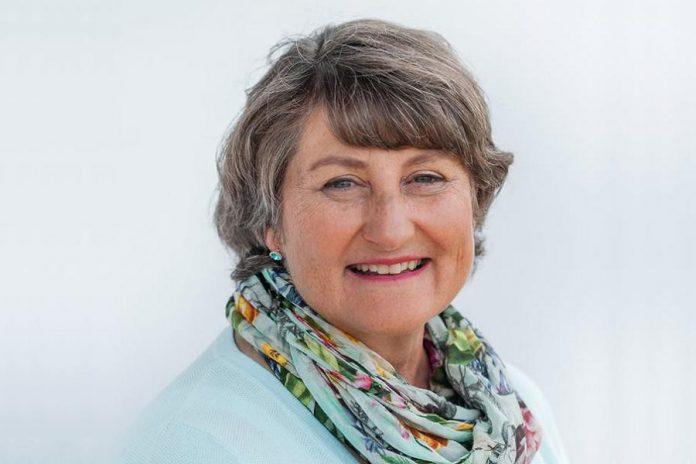 Susan Zambonin, the new CEO of Habitat for Humanity Peterborough & Kawartha Region. (Photo courtesy of Habitat for Humanity Peterborough & Kawartha Region)