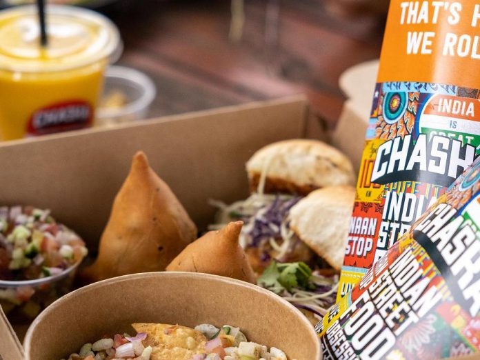 """Indian restaurant Chaska brands itself with the tag line """"Indian Street Food Obsession"""". A location will be opening in downtown Peterborough on October 18, 2021. (Photo: Chaska / Facebook)"""