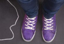 On Dress Purple Day (October 27, 2021), children's aid societies across the province ask Ontarians to wear something purple to show children, youth, and families facing challenges that help is available and no one is alone. (Photo via Ontario Association of Children's Aid Societies)
