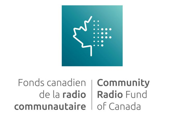 """""""Your Radio Is Their Stage"""" is made possible by the Community Radio Fund of Canada, the only organization mandated to financially support campus and community radio stations in Canada."""